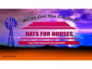 4 hats for houses